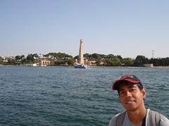 Monument Of Italian Sailors, Brindisi, Italy