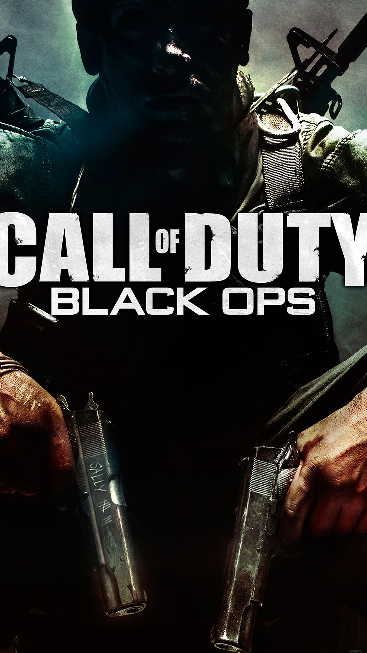 Download Call Of Duty Black Ops Iphone Wallpaper