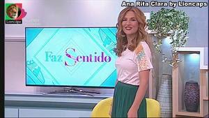 Ana Rita Clara sensual em vários momentos