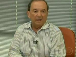 O ex-diretor-geral do Dnocs Elias Fernandes Neto (Foto: Reprodução/TV Globo)