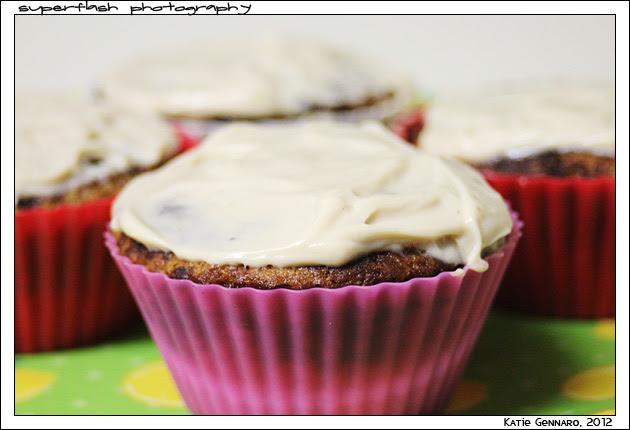 Grain Free Cinnamon Bun Muffin