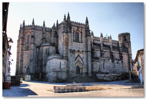 Sé Catedral da Guarda by VRfoto