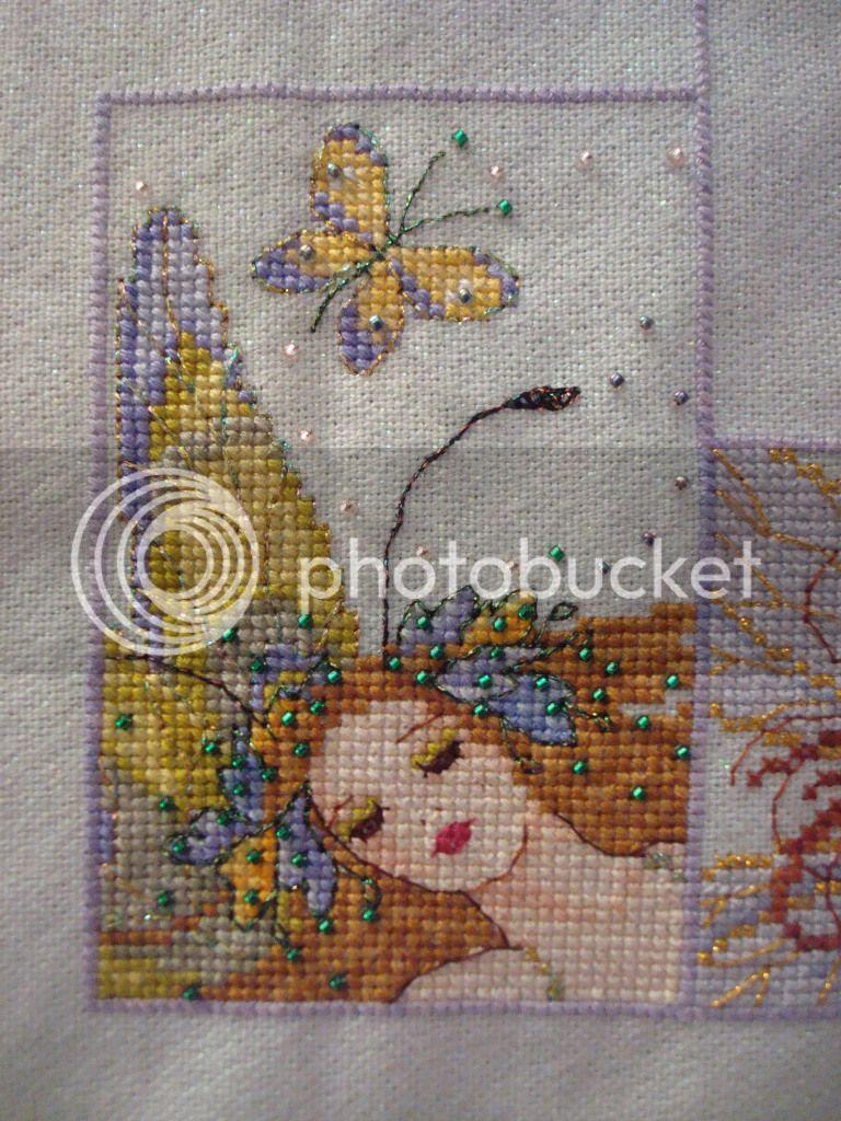 Butterfly Fairy for Karen