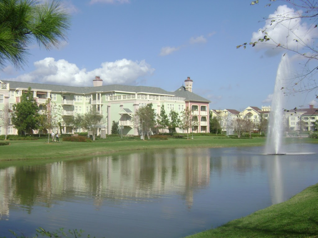 Disneys Saratoga Springs Resort and Spa  DVC Timeshares
