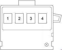 2004 2007 Scion Xb Fuse Box Diagram Fuse Diagram