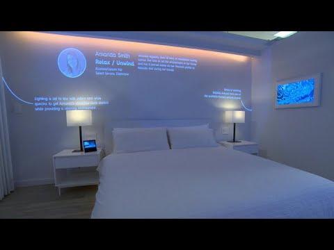 .未來飯店科技創新與智慧化應用