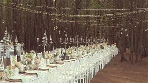Die Boskapel   Wedding Venues   Wedding decorations