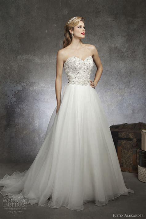 Justin Alexander Wedding Dresses Spring 2013   Wedding