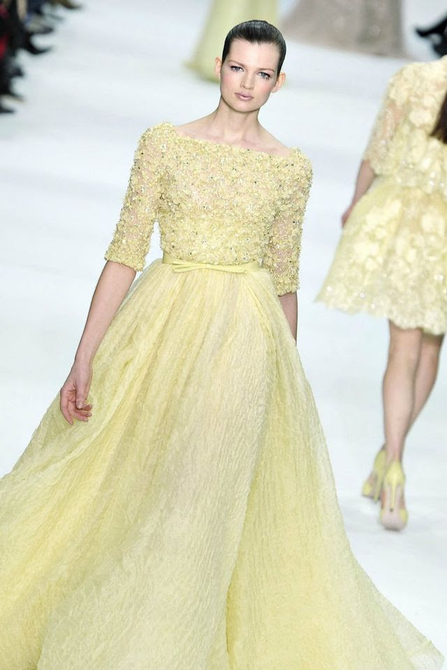 yellow wedding dresses