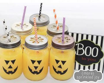 Halloween Decorations Sale From Belle Chic ONLY $5.99!