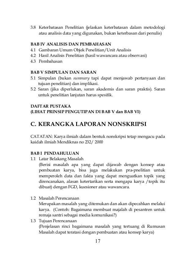 Buku panduan-skripsi-nonskripsi-2013