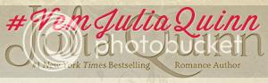 #VemJuliaQuinn - Vem Julia Quinn