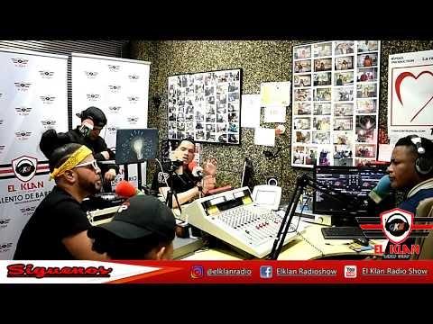 Zoander-G , Dice Denyerkin es una Pared, ElKlanRadioShow
