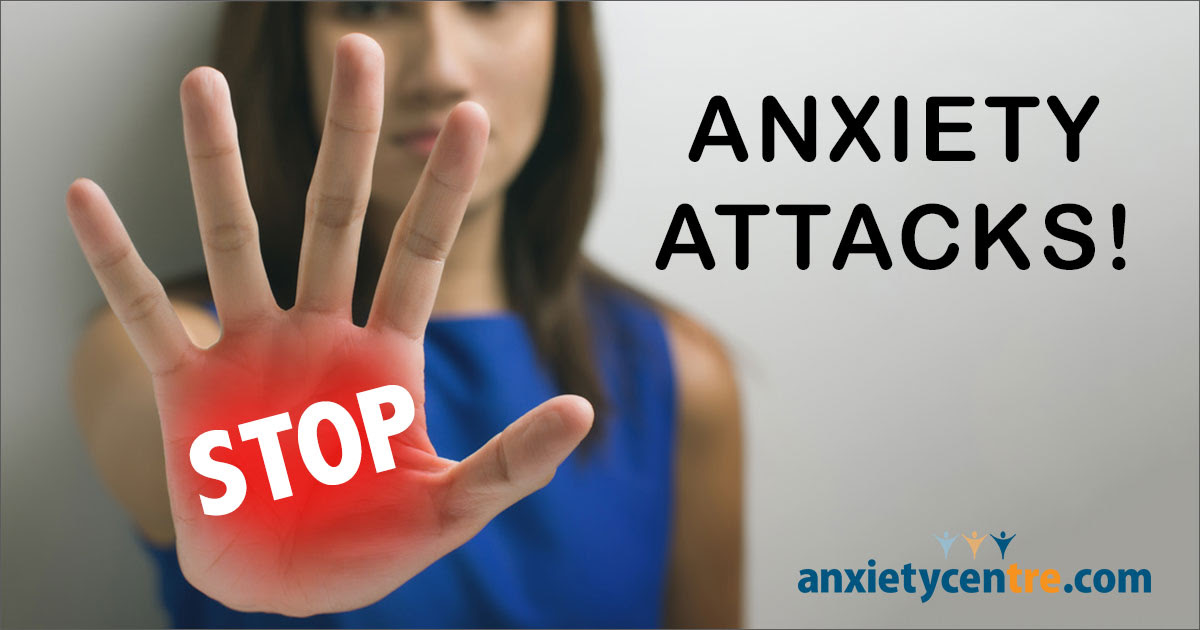 10 Best Ways to Stop Anxiety Attacks - anxietycentre.com