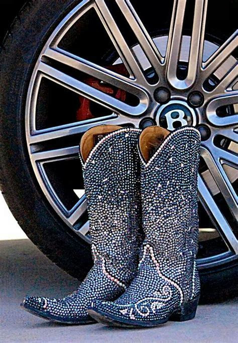 Paradise swarovski bling cowgirl boots   cowgirl boots