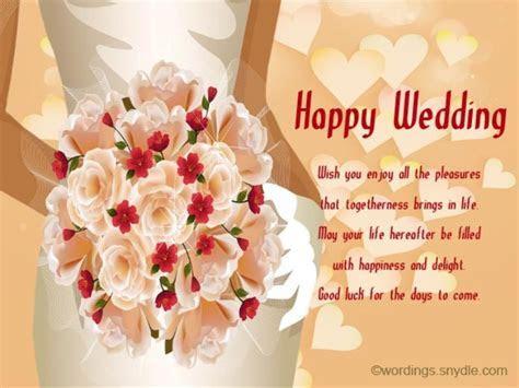 Happy Wedding Wishes 05   WishMeme