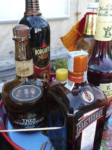 Cointreau et tequila