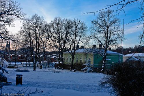 Winter_Porvoo_20120108_001 by Brin d'Acier