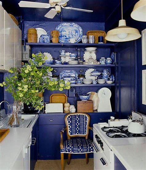 inspiring blue kitchen decor ideas homesfeed