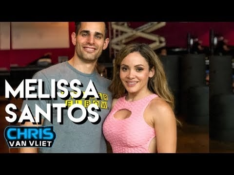 Melissa Santos on her unique ring announcing, Lucha Underground, marrying Brian Cage