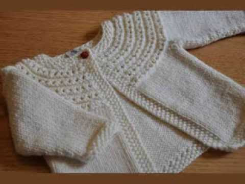 Baby beginners sweater knit easy the yard