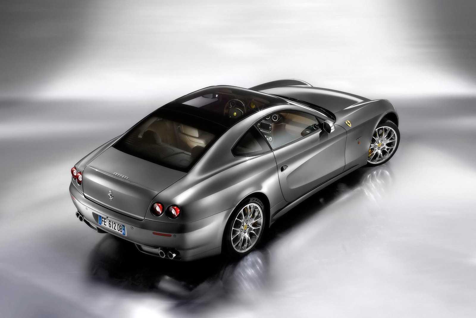 You have read this article 612 car cars ferrari scaglietti silver v12 with the title ferrari 612 scaglietti one to one