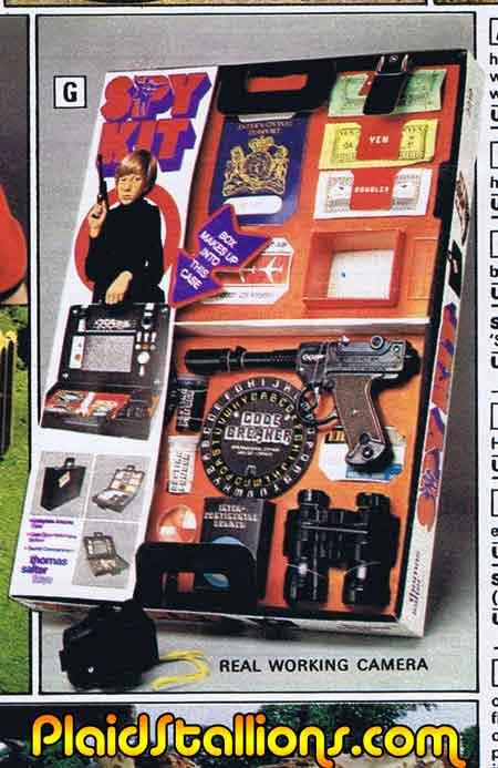 Spy Kits