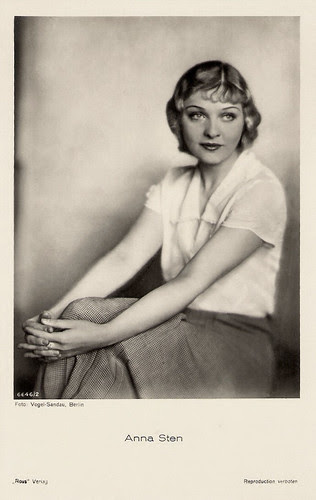 Anna Sten