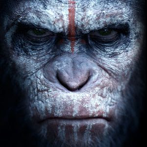 Caesar and his Simian race rise up against the humans in DAWN OF THE PLANET OF THE APES.