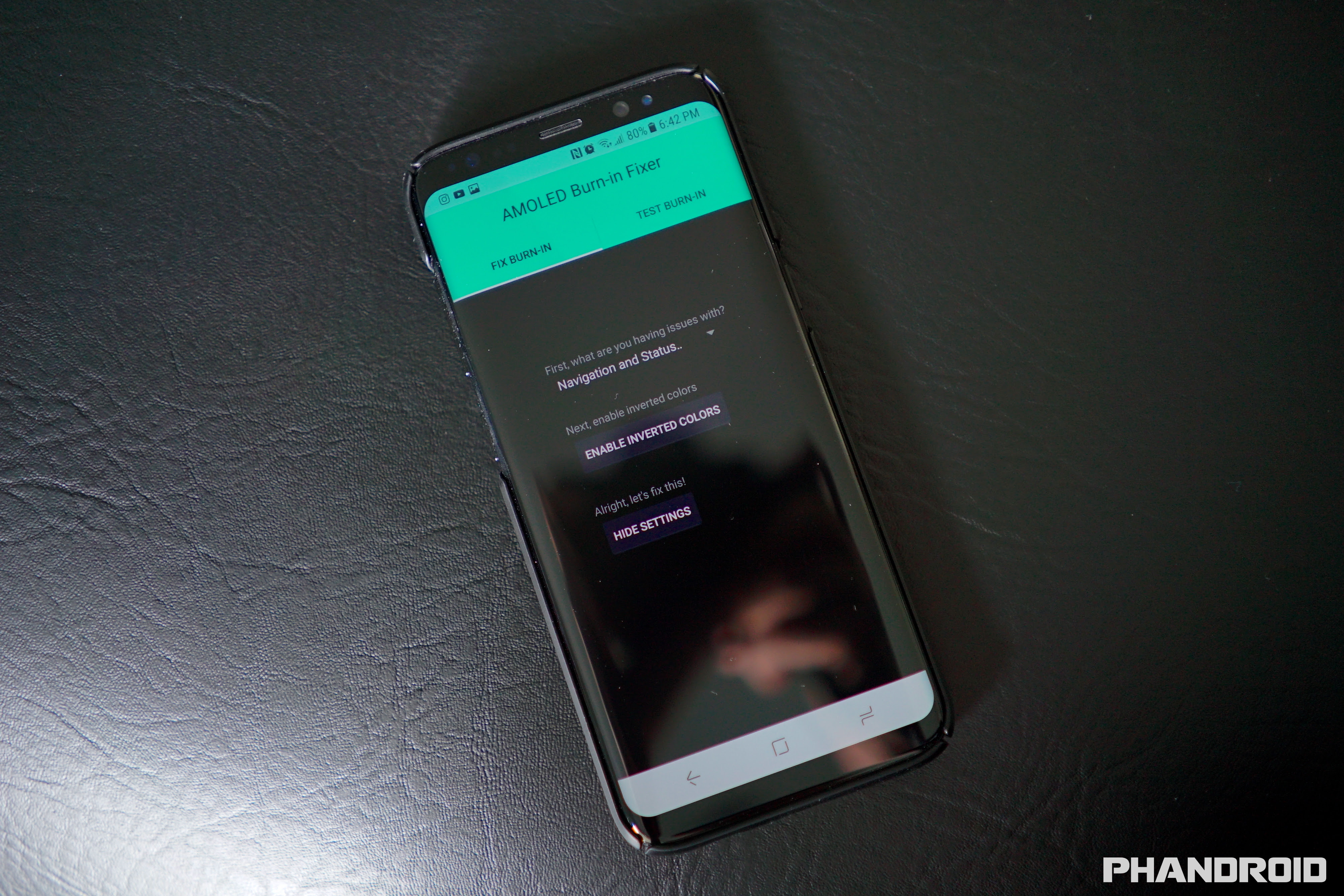 Galaxy S8 Tips How To Prevent And Reverse The Effects Of Screen Burn In