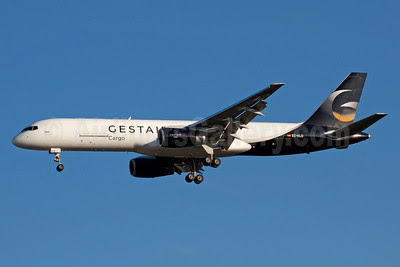 Gestair Cargo Boeing 757-236 (F) EC-KLD (msn 24121) MAD (Ole Simon). Image: 911512.