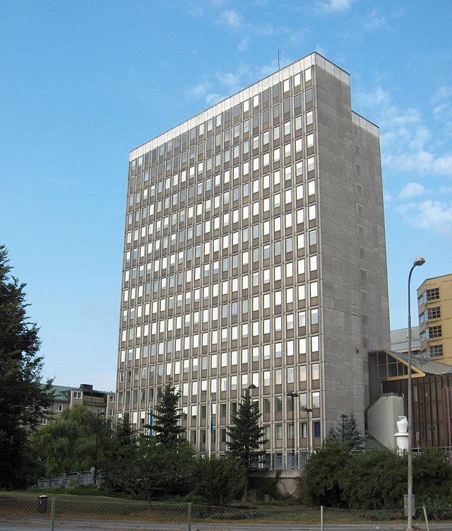 Solna stadshus (kommunhus)