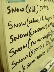 Snowgasm Rundown