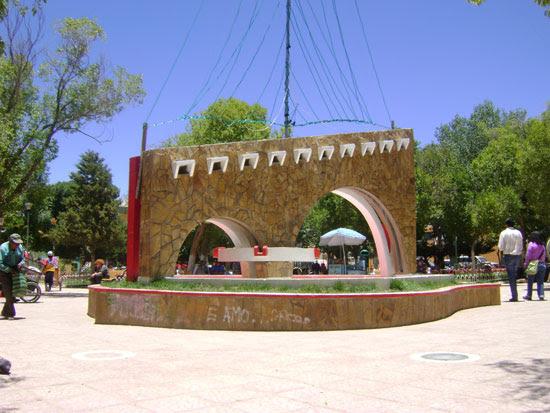 Aniversario 103 de Villazón Bolivia