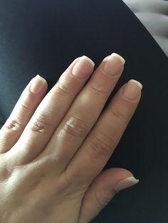 Acrylic Or Gel Fingernails At Work
