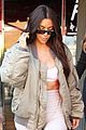 kim khloe enjoy lunch in beverly hills 05
