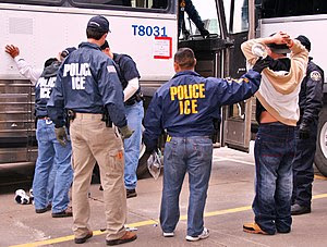 English: ICE Special Agents (U.S. Immigration ...