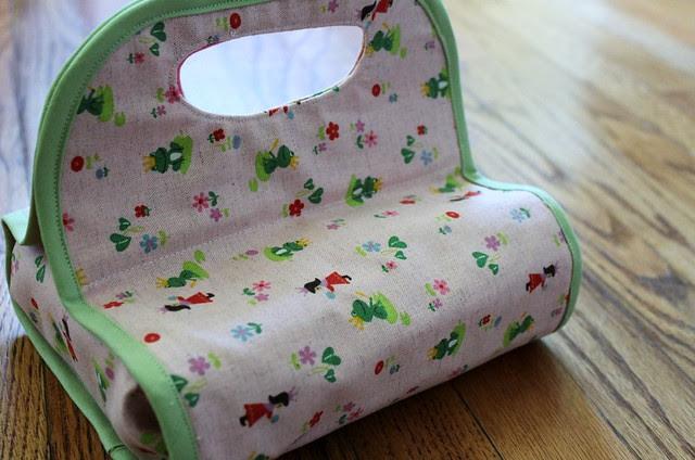 Bento Box Carrier