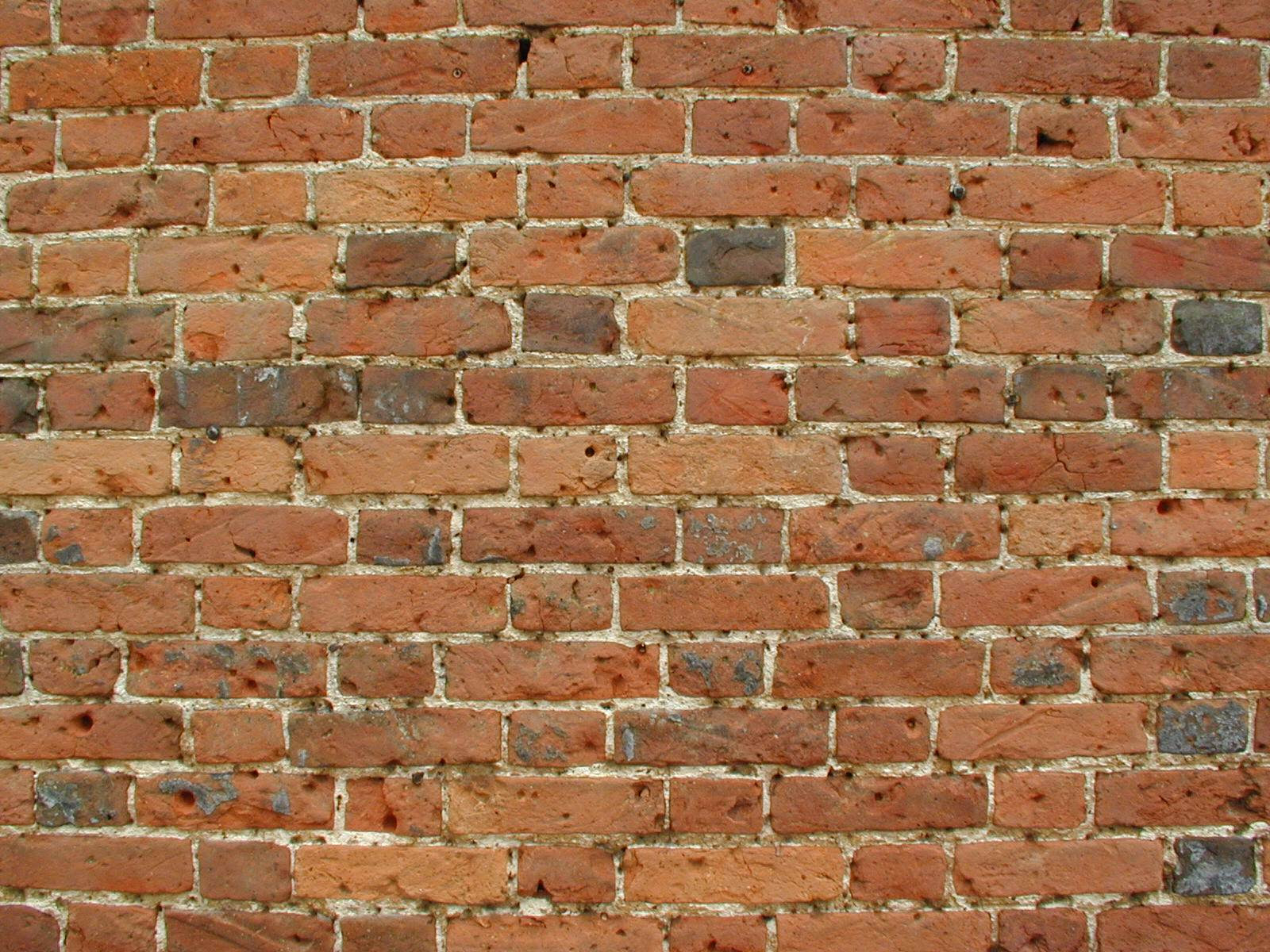 Weathered Brick Wallpaper