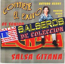 Sonido Latin Fania - Salsa Gitana