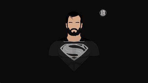 Superman Dceu Minimalism 8k, HD Superheroes, 4k Wallpapers
