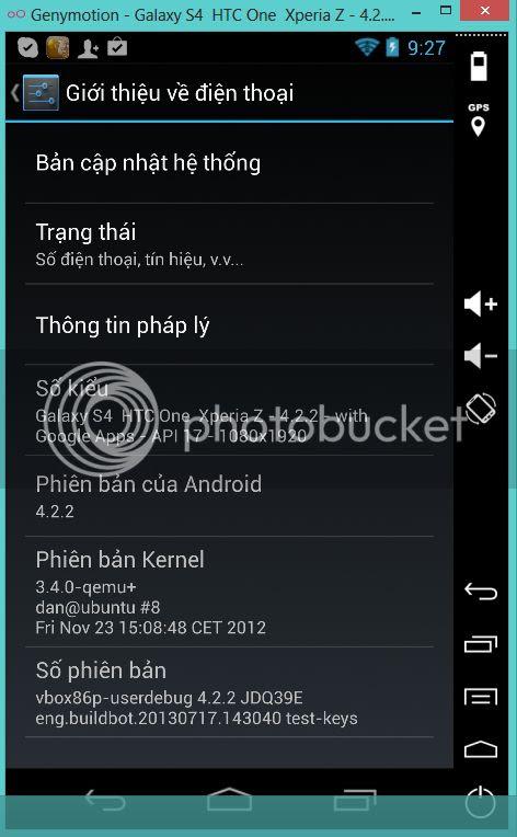 575 1 Hướng dẫn giả lập Android trên máy tính   Chơi game Android trên PC