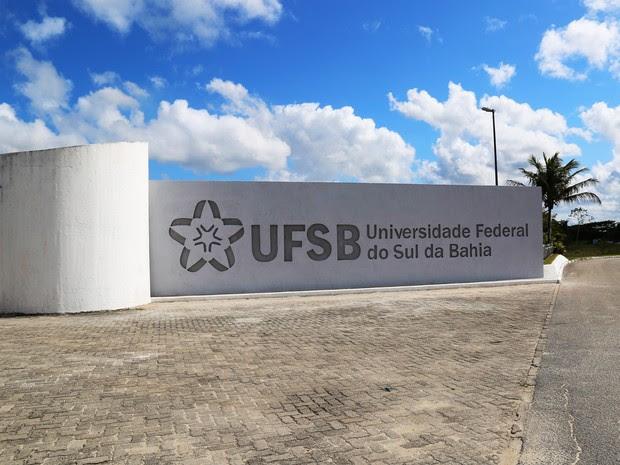 Resultado de imagem para UFSB