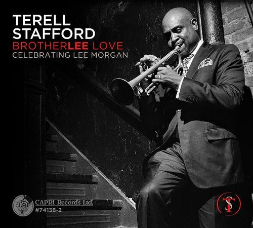 Terrell Stafford - Brotherlee Love cover