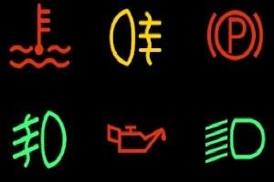 Ford Focus Armaturenbrett Symbole