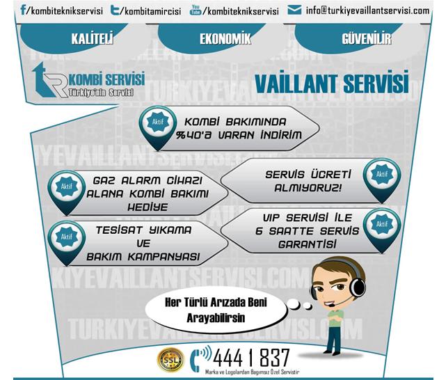 Vaillant Servisi Turkiyevaillantservisi.com dan Alınır
