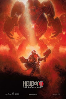 Hellboy II: The Golden Army, Art Poster by Drew Struzan for New York Comic Con