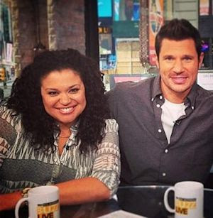 Big Morning Buzz with Nick Lachey and Michelle Buteau