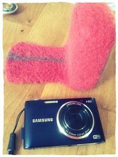 Resistance camera case