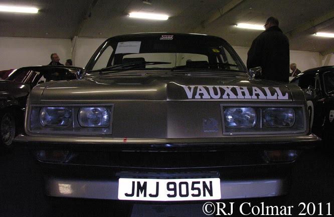 Vauxhall Firenza, Race Retro